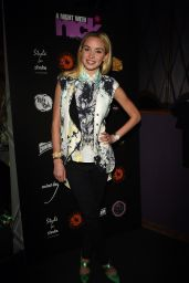 Noelle Reno – A Night With Nick Held at Rahrah Room, Piccadilly in London