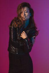 Oliva Wilde - Photoshoot for Emmy December 2015