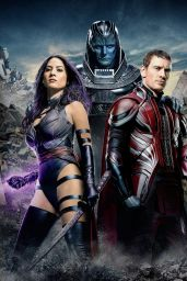 Olivia Munn - XMen : Apocalypse Movie Poster