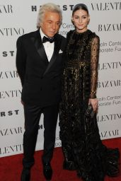 Olivia Palermo – 'An Evening Honoring Valentino' Gala in New York City, 12-7-2015