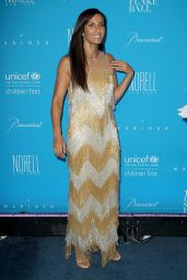 Padma Lakshmi - 2015 UNICEF Snowflake Ball at Cipriani Wall Street in New York City