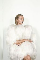 Paris Hilton - Paper Magazine Cover and Pics, Winter 2015