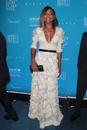 Patina Miller – 2015 UNICEF Snowflake Ball in New York City