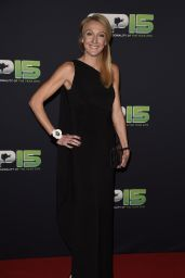 Paula Radcliffe – 2015 BBC Sports Personality of the Year Award at Odyssey Arena in Belfast, Northern Ireland