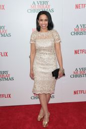 Pauline Fischer – Netflix Original Holiday Special 'A Very Murray Christmas' Screening in NYC