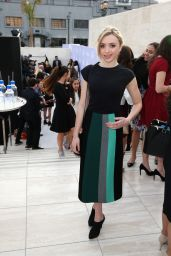 Peyton List – 2015 Women in Entertainment Breakfast in Los Angeles