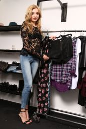 Peyton List - Bongo Jeans 2015 Campaign Photos and Video