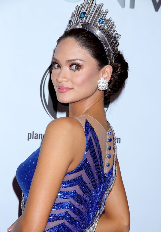 Pia Alonzo Wurtzbach - Miss Universe 2015 Winner - Planet Hollywood Resort & Casino in Las Vegas