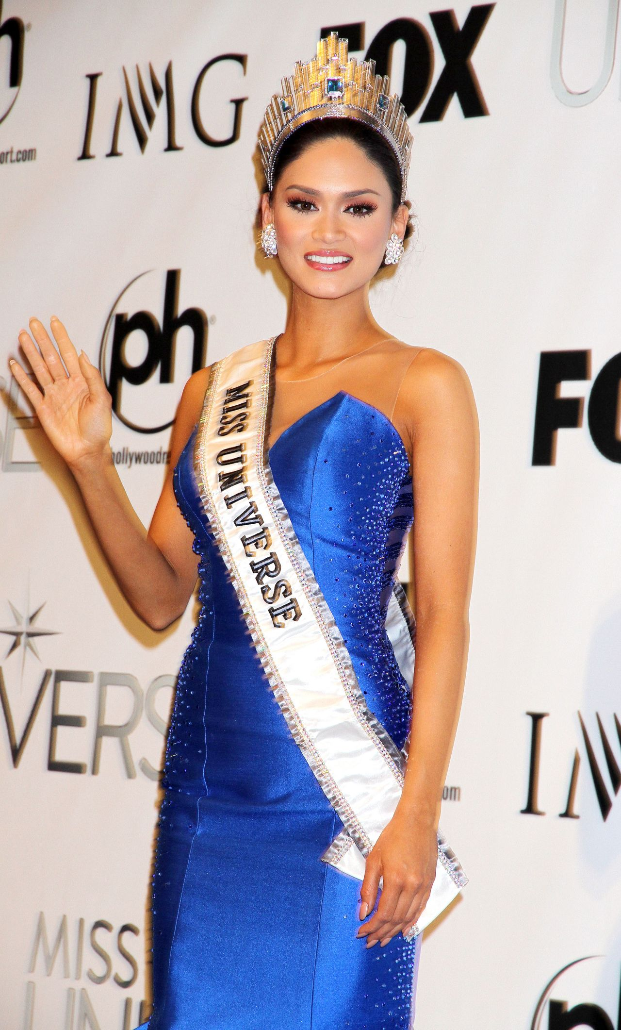 Miss Universe 2017 Price >> Pia Alonzo Wurtzbach - Miss Universe 2015 Winner - Planet Hollywood Resort & Casino in Las Vegas