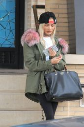 Pia Mia Perez Casual Style - Shopping at Barney