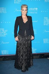 Pink - 2015 UNICEF Snowflake Ball at Cipriani Wall Street in New York City
