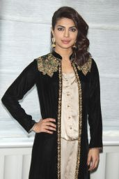 Priyanka Chopra - Bajirao Mastani Press Junket at the Loews Regency Hotel in New York
