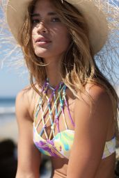 Rachel Barnes Bikini Pics - Vintage Aloha Fall Collection 2015