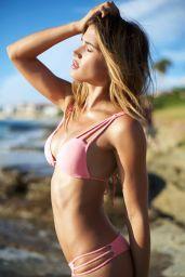 Rachel Barnes Bikini Pics - Vintage Aloha Fall Collection 2015
