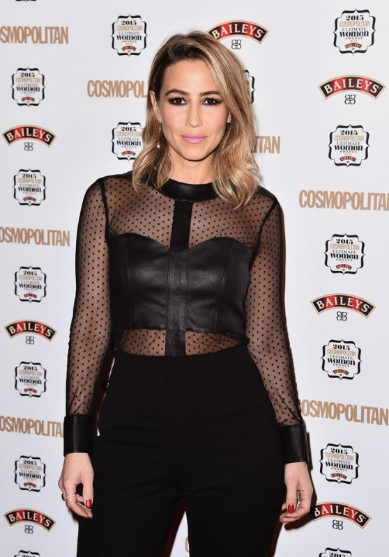 Rachel Stevens - 2015 Cosmopolitan Ultimate Women of the Year Awards in London