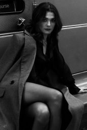 Rachel Weisz - The Violet Files Photoshoot December 2015