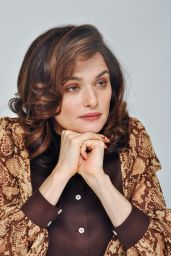 Rachel Weisz - Youth Press Conference Portraits in Los Angeles