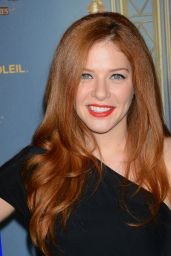 Rachelle Lefevre - Opening Night of Cirque Du Soleil
