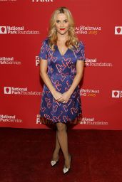 Reese Witherspoon - 2015 National Christmas Tree Lighting at The Ellipse in Washington