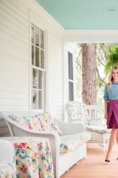 Reese Witherspoon - Photo Shoot for Draper James Fall 2015