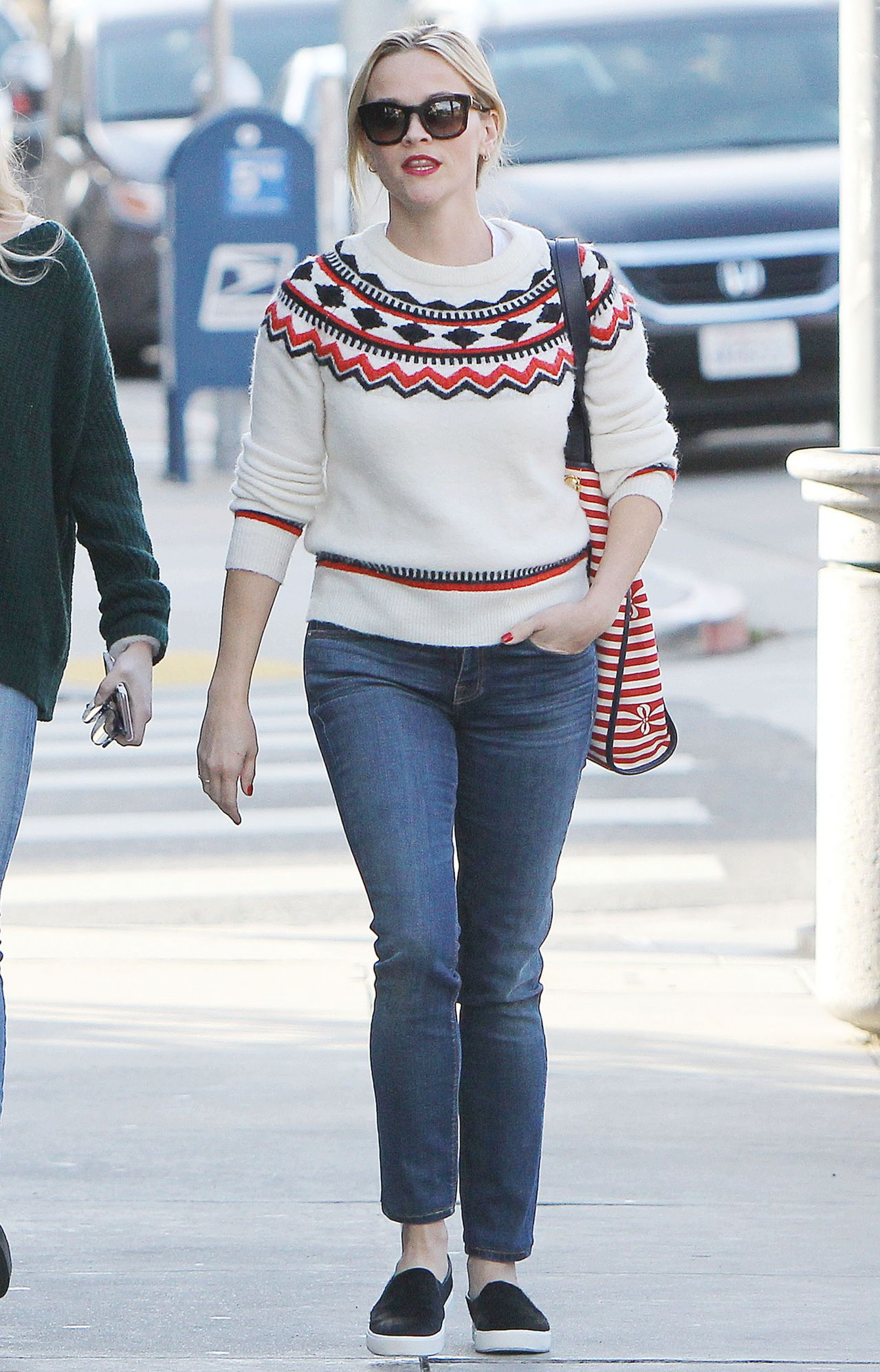 2015 Los Angeles Film Festival: Reese Witherspoon Street Style