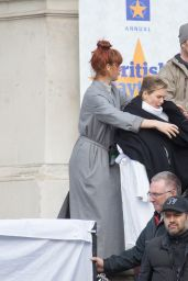 Renee Zellweger - Filming of