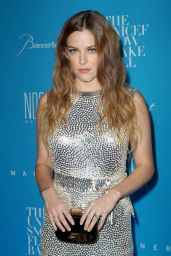 Riley Keough - 2015 UNICEF Snowflake Ball at Cipriani Wall Street in New York City