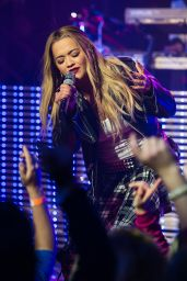 Rita Ora Performing at TFI Friday in London, 12/11/2015