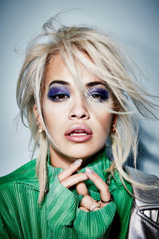 Rita Ora Photoshoot for Refinery29, 2015