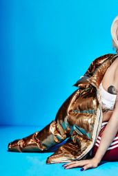 Rita Ora Photoshoot for Refinery29, 2015