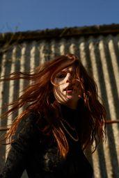 Rose Leslie - Photoshoot for InStyle Magazine UK January 2016