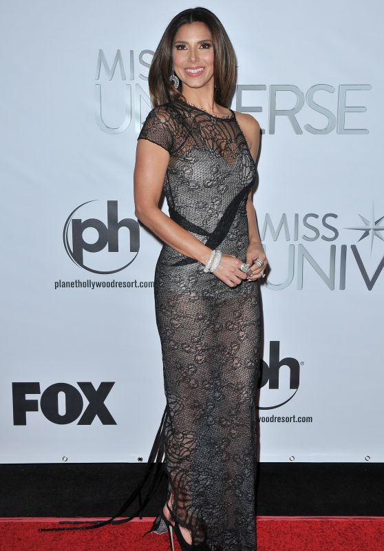 Roselyn Sanchez - 2015 Miss Universe Pageant in Las Vegas