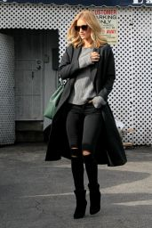 Rosie Huntington-Whiteley Style - Out in Los Angeles, December 2015