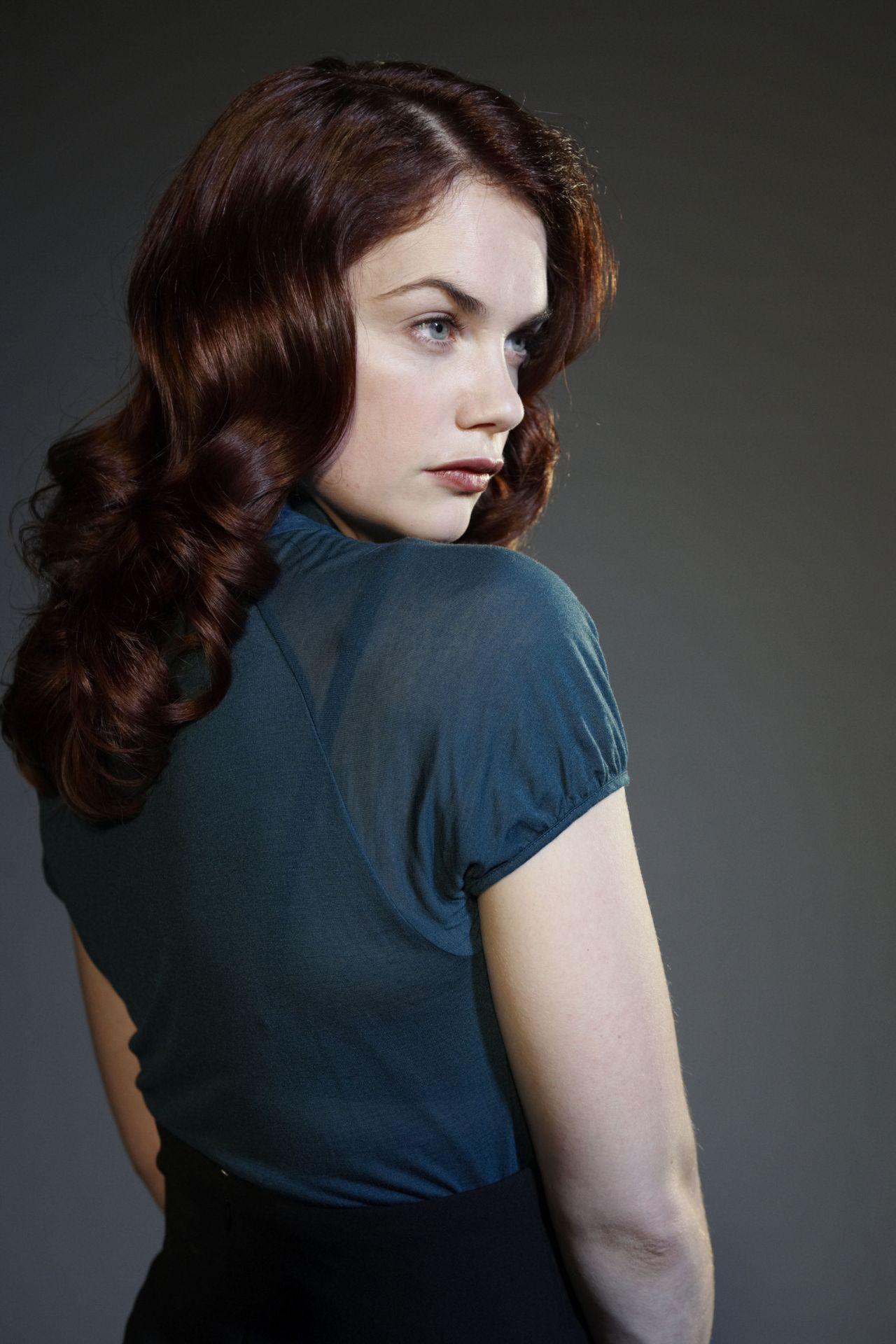 Ruth Wilson Luther Season 1 Promoshoot