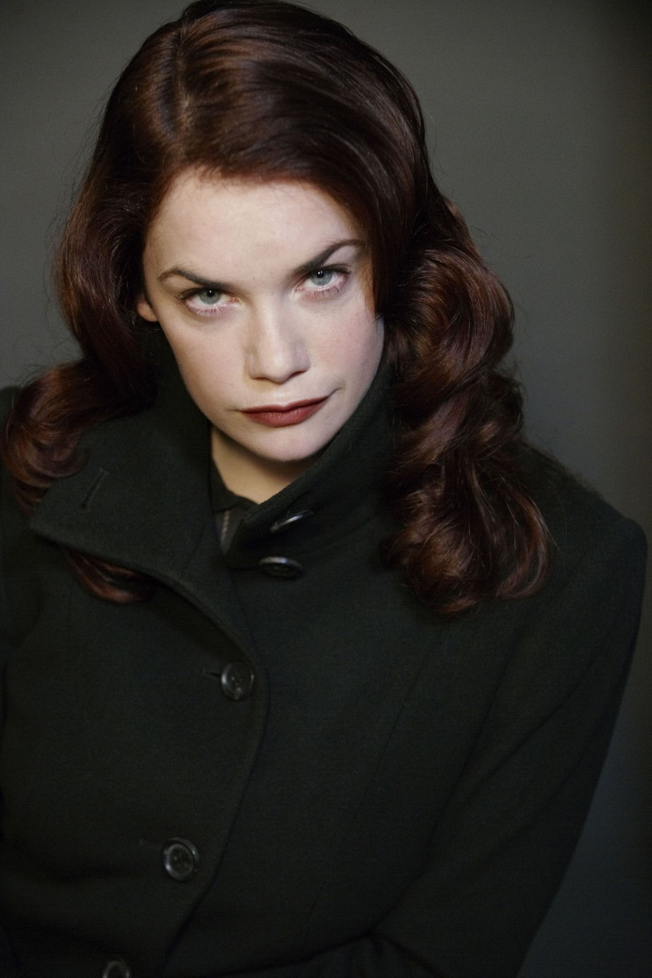 Ruth Wilson: 'Luther' Season 1 Promoshoot