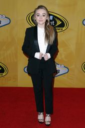 Sabrina Carpenter – NASCAR Sprint Cup Series Auto Racing Awards in Las Vegas, December 2015