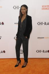 Samantha Joe Temple – CHI-RAQ: A Spike Lee Joint Movie Premiere in New York