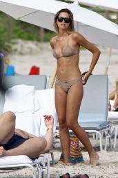 Sandra Kubicka Bikini Pics - Miami, 12/7/2015