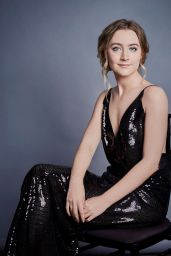 Saoirse Ronan - Portraits for 2015 BAFTA Britannia Awards