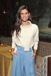 Sara Sampaio - 2015 amfAR GenerationCURE Holiday Party in New York City