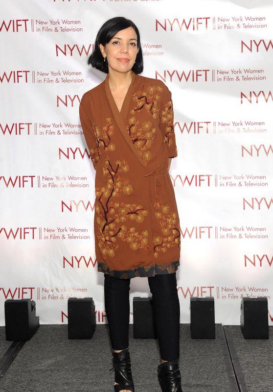 Sarah Barnett - 2015 New York Women in Film & Television