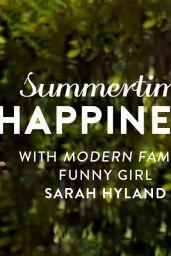 Sarah Hyland - Remix Magazine Issue #88 2015 Cover
