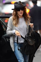 Sarah Jessica Parker - Out in NYC 12/27/2015