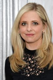 Sarah Michelle Gellar - Foodstirs at AOL Studios in New York City, December 2015