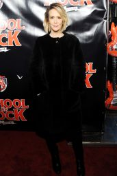 Sarah Paulson – School Of Rock Broadway Opening Night in New York, December 2015