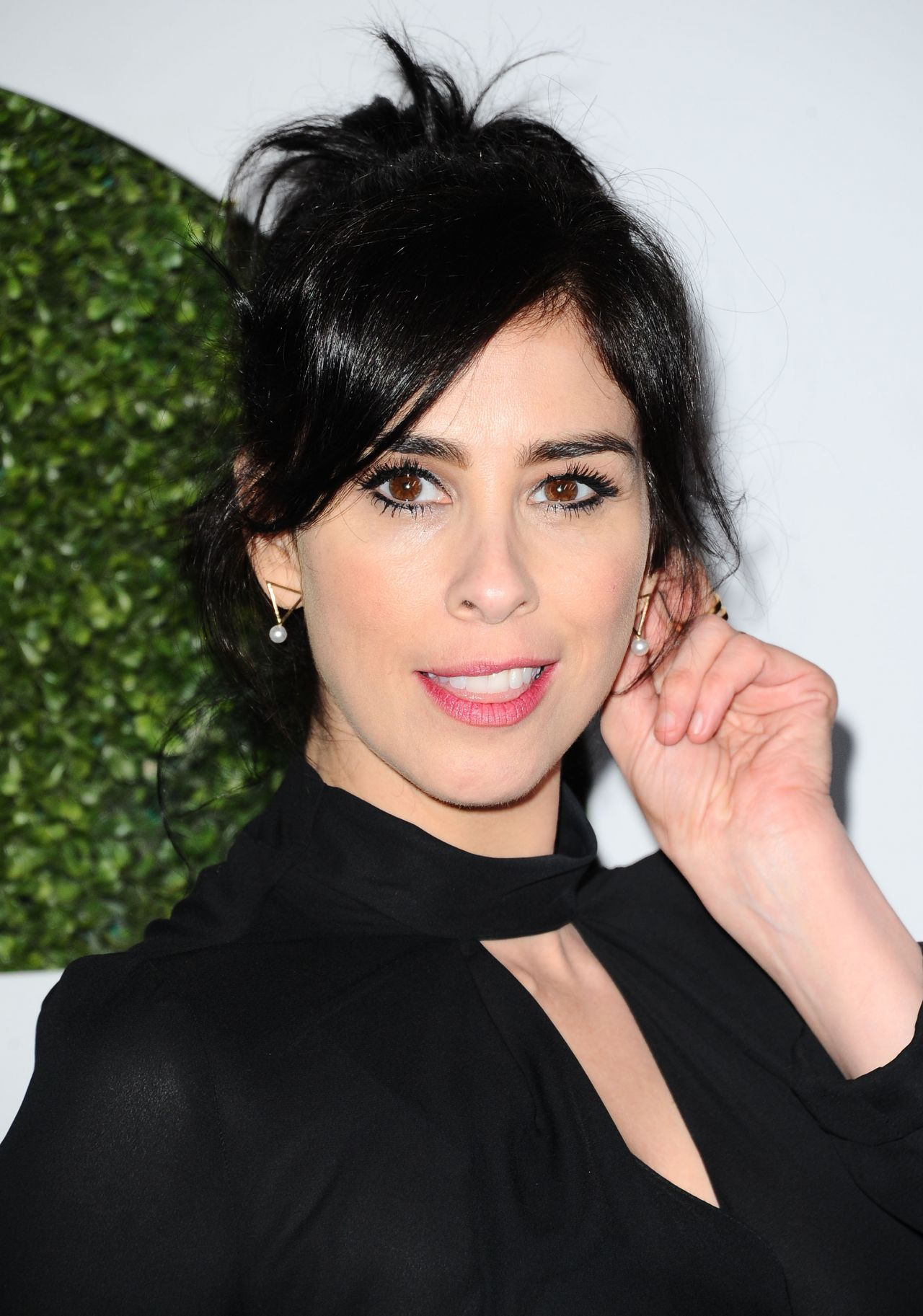 Sarah Silverman 2015 Gq Men Of The Year Party In Los Angeles