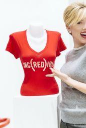 Scarlett Johansson- Projet (SHOPATHON) RED Photos