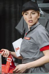 Scarlett Johansson- Projet (SHOPATHON) RED Photos