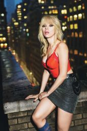 Scarlett Johansson – W Magazine Photo Shoot 2015