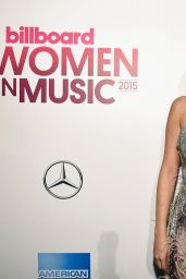 Selena Gomez – 2015 Billboard Women in Music Event in New York City